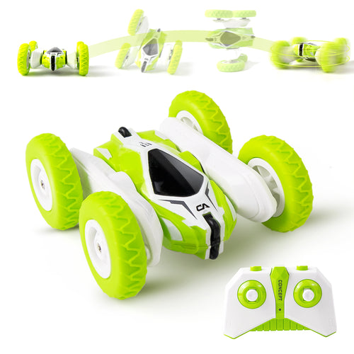 Mini RC Car 4CH Stunt Drift Deformation remote control Rock Crawler Roll Cars 360 Degree Flip RC Cars Toys for Kids