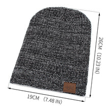 Load image into Gallery viewer, New Unisex Hat URGENTMAN Casual Beanies For Men Women Hip-hop Knitted Winter Hat Male Acrylic Crochet Ski Beanie Hat Female Cap - Starttech Online Market