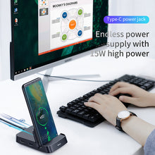 Load image into Gallery viewer, Baseus USB Type C HUB Docking Station For Samsung S10 S9 Dex Pad Station USB-C to HDMI Dock Power Adapter For Huawei P30 P20 Pro - Starttech Online Market