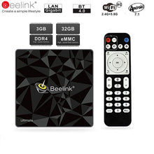 Load image into Gallery viewer, Beelink GT1 Ultimate Android 7.1 TV Box Amlogic S912 Octa Core CPU 3G RAM 32G ROM Bluetooth 4.0 FHD 4K Set Top Box Media Player - Starttech Online Market