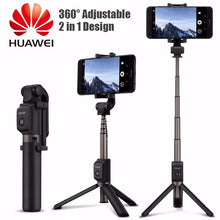 Load image into Gallery viewer, Huawei Honor Tripod Selfie Stick Portable Wireless Control Camera Shutter Bluetooth3.0 Monopod Handheld For Huawei Xiaomi iPhone - Starttech Online Market