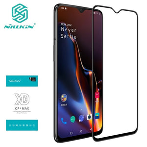Oneplus 7 Tempered Glass Oneplus 6T Screen Protector Nillkin XD CP+MAX Anti Glare Safety Protective Glass film For One plus 7 - Starttech Online Market