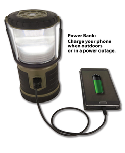 Tough Light 400-LR Rechargeable LED Lantern (Mud)