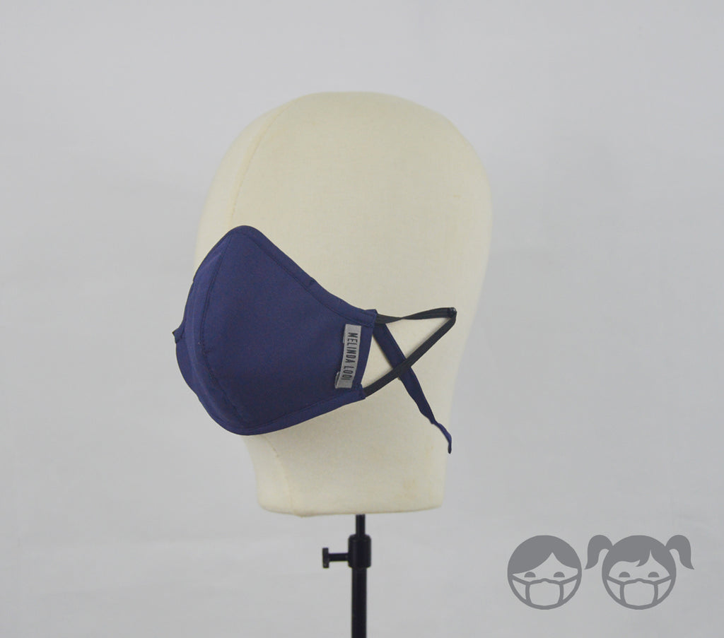 Marizza (Kids) - 5 Layer Mask - Blue - F