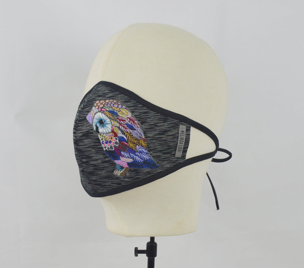 Chrisiel - 5 Layer Mask (Limited Edition) - Black - F