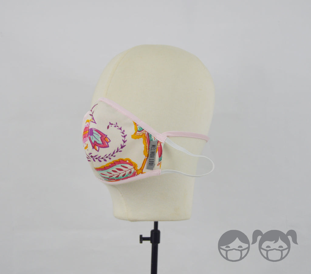 WKC (Kids) - 5 Layer Mask (Limited Edition) - Multi - S