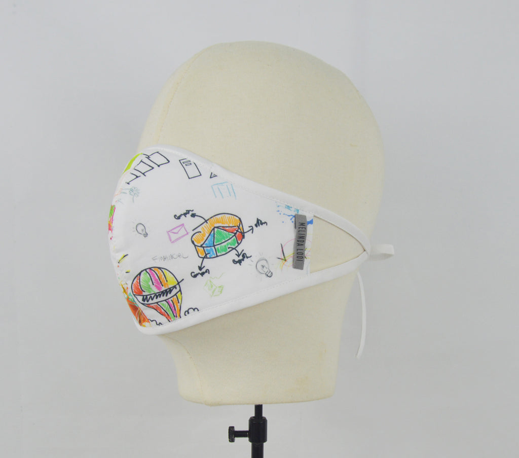KK - 5 Layer Mask (Limited Edition) - Multi - F