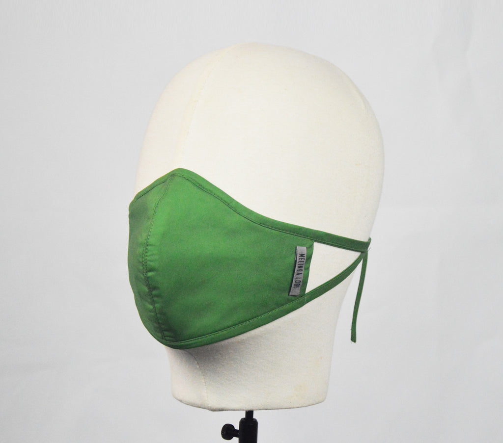 Marizza - 5 Layer Mask - Light Green - F