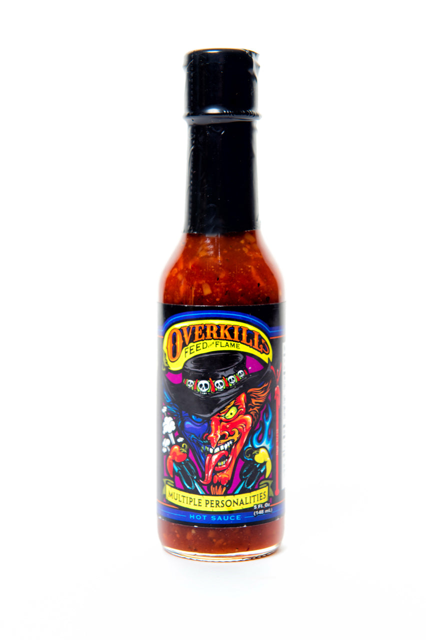 Multiple Personalities Hot Sauce