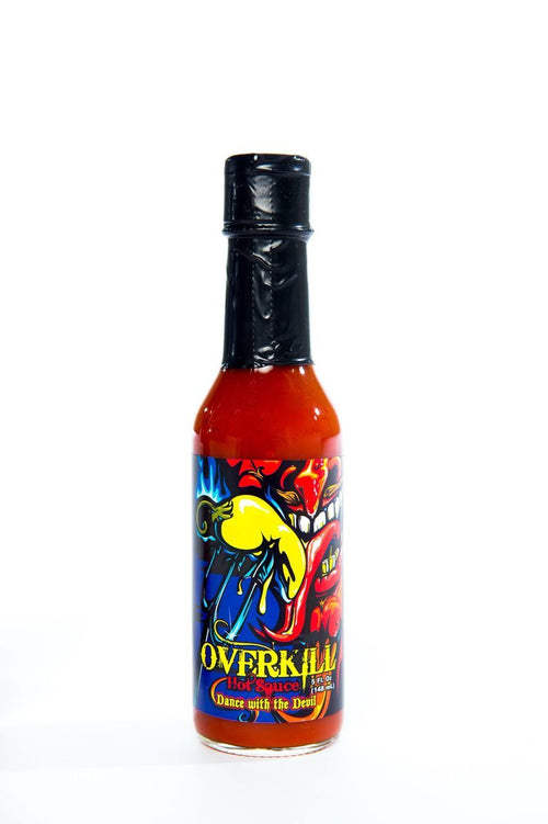 Dance with the Devil Hot Sauce