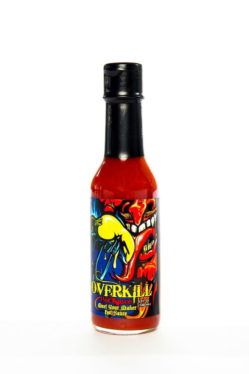 Meet The Creator Hot Sauce