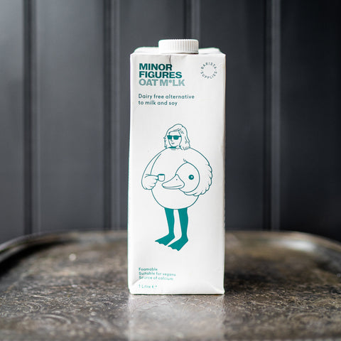 Minor Figure Oat Milk 1 Litre