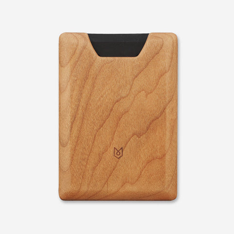 Union Wallet in Cherry