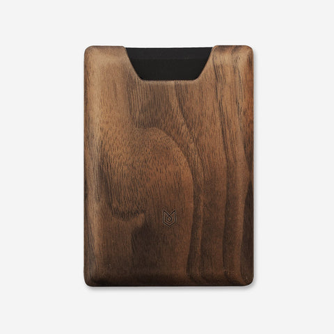Union Wallet in Walnut