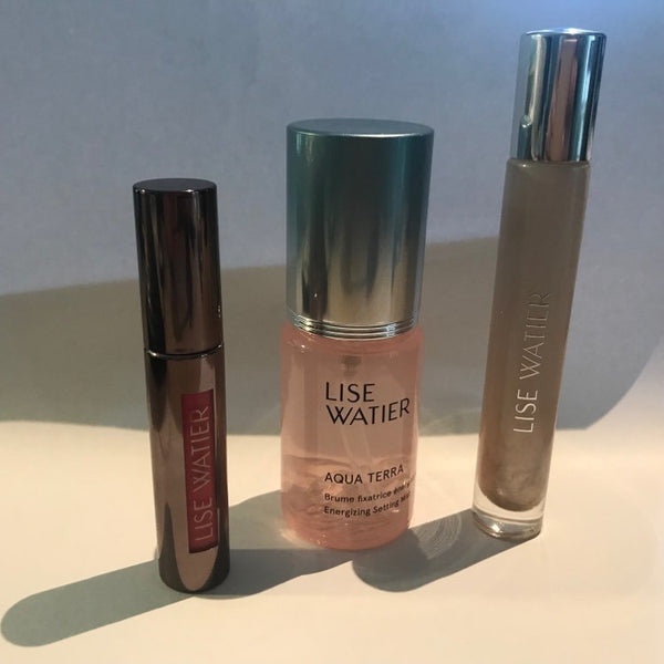 Lise Watier Kiss and glow kit