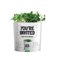 2 x Microgreens Collection | You're Invited | Broccoli Microgreens