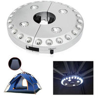 Patio Umbrella Light Cordless / Camping Tents or Outdoor Use