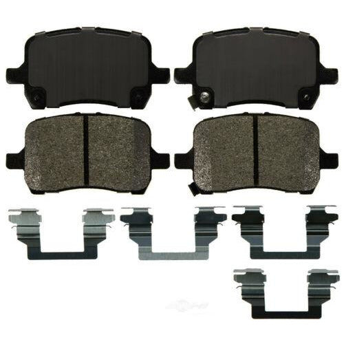 Disc Brake Pad Set-True Ceramic Brake Pads Front IDEAL - TCD1028