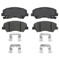 Disc Brake Pad Set-True Ceramic Brake Pads Front IDEAL TCD1593