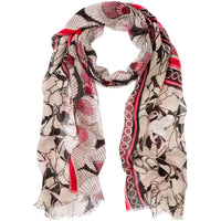 OLSEN New fusion Mix Print Scarf