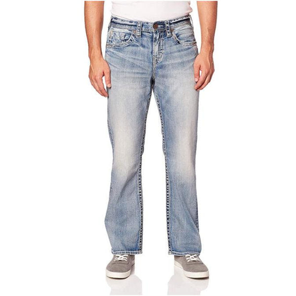 Silver Jeans Men's Grayson Easy Fit Straight Leg 36/30