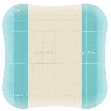 Comfeel Plus Hydrocolloid Dressings 15x15 cm- 5 pieces