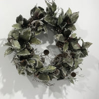 Christmas door wreaths ornament decoration