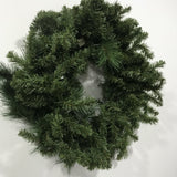 Christmas door wreaths natural  ornament decoration
