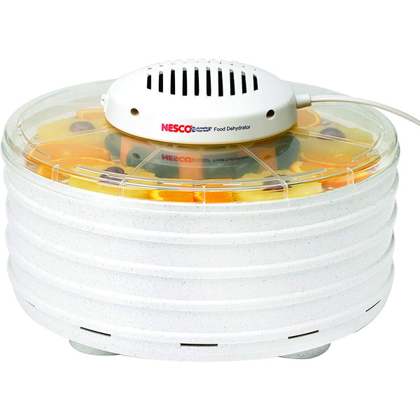 Nesco FD-37A 400-Watt American Harvest Food Dehydrator, Speckled