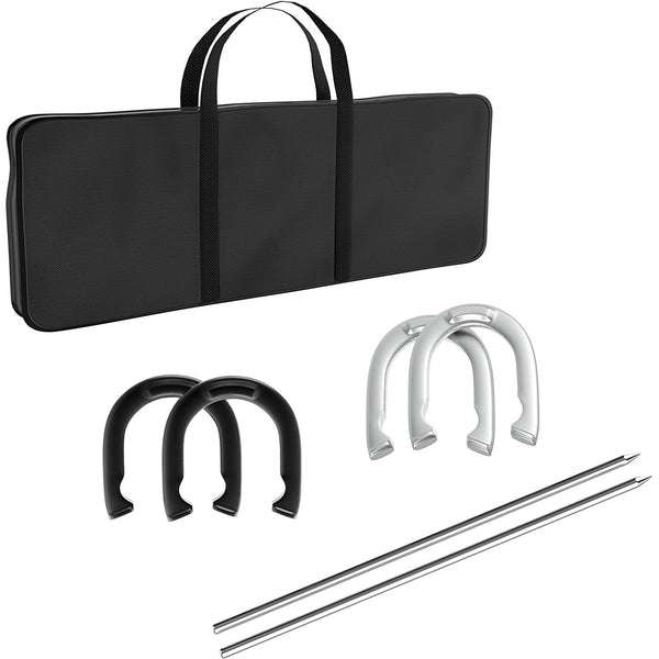 Executive Deluxe Easy to Carry Horseshoe Set Trademark Global 8-276