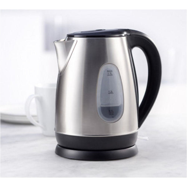 thinkkitchen Window Electric Cordless Kettle with LED Light