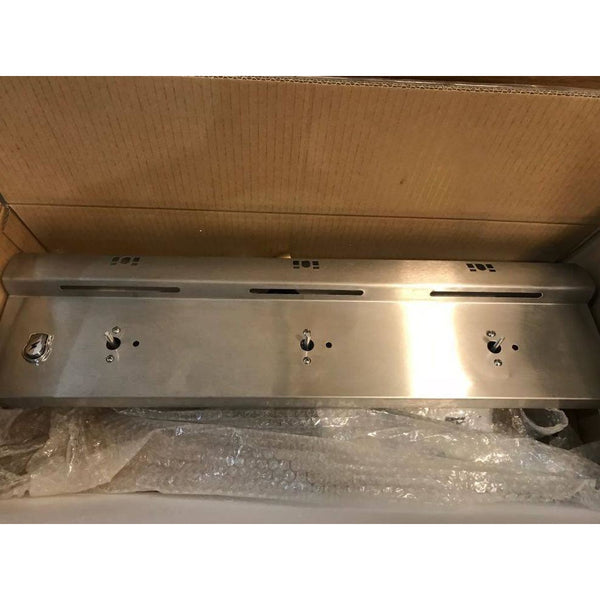 Saber Grill Kit, Control Console, W/ Valve Assembly And Switch