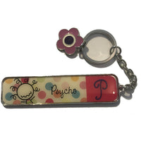 Ganz SMIRK Key Chain by Kyla May - Psycho