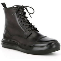 Kenneth Cole New York Hommes The Mover Boot C Fashion - Gris