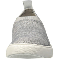 Kenneth Cole New York Femmes Keely Floral Stretch Knit Sneaker - Gris clair