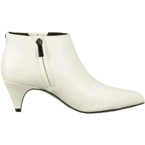Kenneth Cole Reaction Kick Shootie Bootie - Blanc