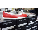 Kenneth Cole New York Women's Vida Slip on Sneaker - Red