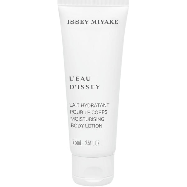L'Eau D'Issey by Issey Miyake for Woman Body Lotion 2.5 oz.