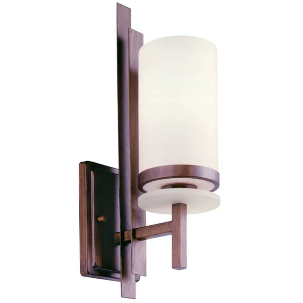 Lithonia Lighting Midvale Up Light 1 Light Wall Sconce