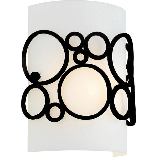 One-Light Half Pocket Sconce Bingo's Collection
