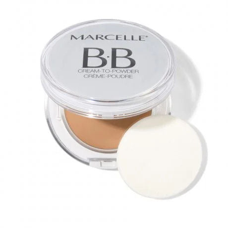 Marcelle BB Cream-to-Powder Makeup