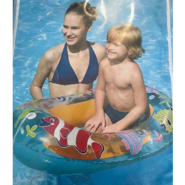 Inflatable Kiddie Raft Pool Float for Children