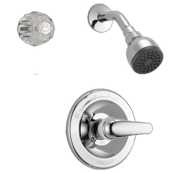 Peerless Shower Only Complete Combo Handles P188710 - The Liquidation Club
