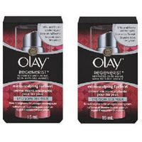 Pack of 2-Olay Regenerist Micro-Sculpting Eye Swirl Advanced Anti-Aging, 2x15ml - The Liquidation Club