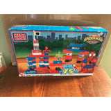 Marvel Spider-man&Friends- Mega Bloks City Adventure Super 1992, NEW AND SEALED - The Liquidation Club