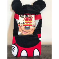 Disney Mickey Mouse towel Hooded Poncho - The Liquidation Club