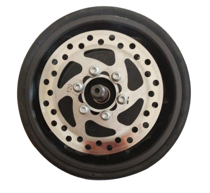 Front/Rear Motorized Wheel Replacement Part for WIDEWHEEL
