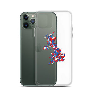 United Kingdom Patriot iPhone Case