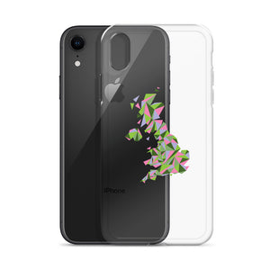 United Kingdom Spring Bloom iPhone Case