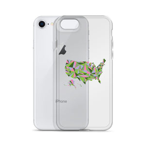 United States Spring Bloom iPhone Case